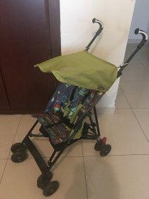 Urgent sale baby stroller excellent condition