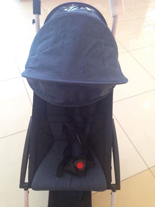 Babytime Stroller Like Baby Zen Yoyo (Fits in Airplane Cabin As Hand Luggage)