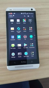 HTC ONE M7 Mobile for Sale in Excellent Condition. Used only Few times