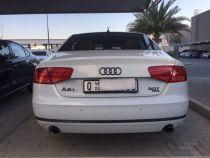 Audi A8L V6 in Good condition. AL Nabooda warranty available.