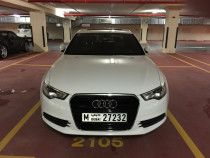 Audi A6 2.8 Quattro, with warranty and service pack.