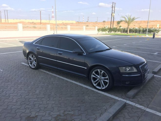 Audi A8 2006 model in very good condition....watsapp me 0551247282