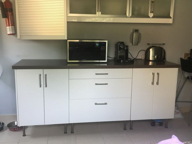 Ikea kitchen cabinet set for sale perfect conditions for Kitchen cabinet sets for sale