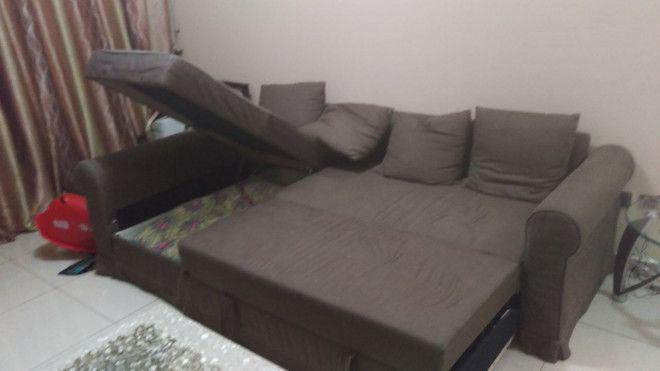 Ikea Sofa Cum Bed In Very Good Condition Dubai Uae Storat