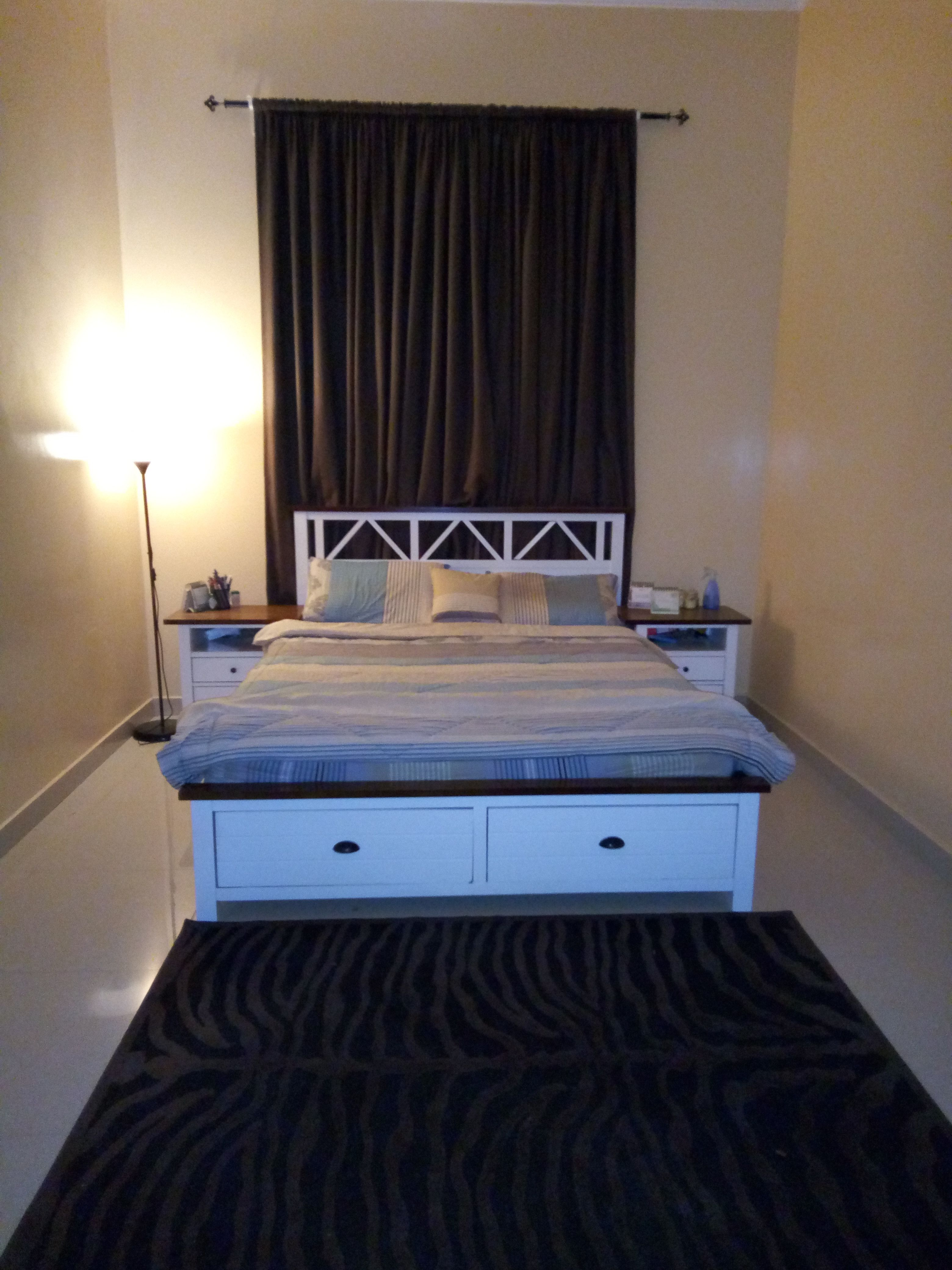 A Very Good Condition Bed Set For Urgent Sale From Pan