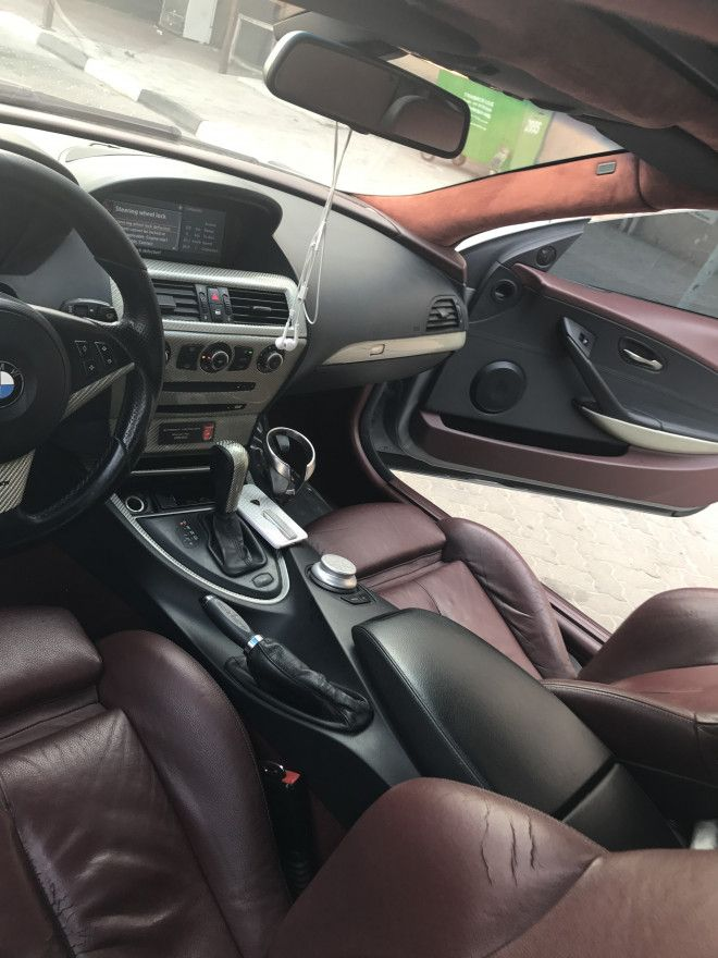 Bmw 650ci. Schnitzer kit 2012. Number 6 of 50 pcs available for sale in Dubai