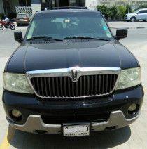Selling a Lincoln Navigator Model 2002.