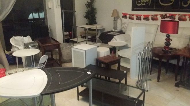 Furniture, Appliances, Electronics, TVs, for Sale in Abu Dhabi