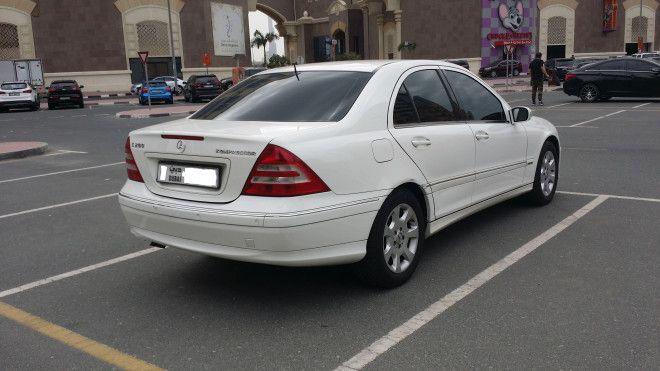 Mercedes Benz C200 2006 For Sale In Dubai - GCC - Perfect Condition