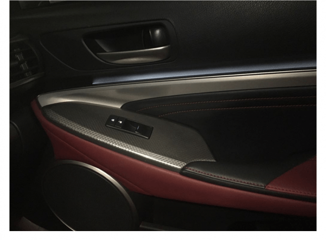 Lexus RC 350F Sports Platinum 2015 in Mint Condition for Sale in Dubai