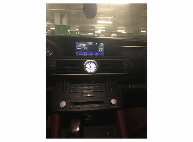 Lexus RC 350F Sports Platinum 2015 in Mint Condition for Sale in Dubai