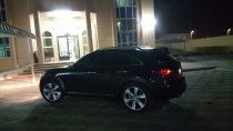 Infiniti fx50s (Black Color) Available for Sale