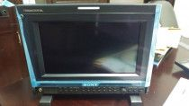 Sony PVM-741 Professional Monitor+V Mount battery+battery charger for sale