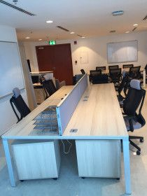 Office Furniture In Very Good Condition For Sale