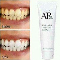 -----AP24 Whitening Fluoride Toothpaste