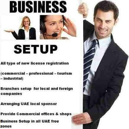 Office contract,renewal trade license,new busines setup, online ejari