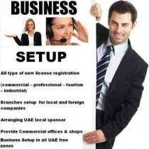 Office contract,renewal trade license,new busines setup, online ejari
