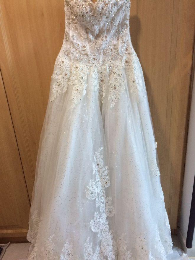 Amazing Wedding Dress - Innovative design