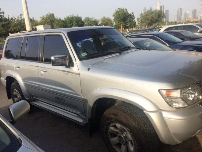 Nissan Patrol 2000 Super Safari for immediate Sale in Abu Dhabi