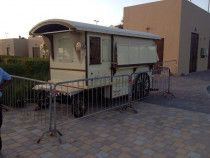 food cart for sale in Abu Dhabi in very nice condition