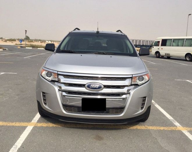 Ford Edge  Gcc Loan  No Down Payment Original Condition