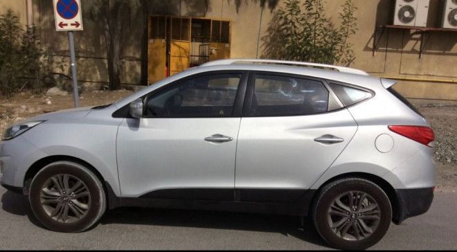 Hyundai Tucson 2014, full service history, no accident. can be 100% bank finance