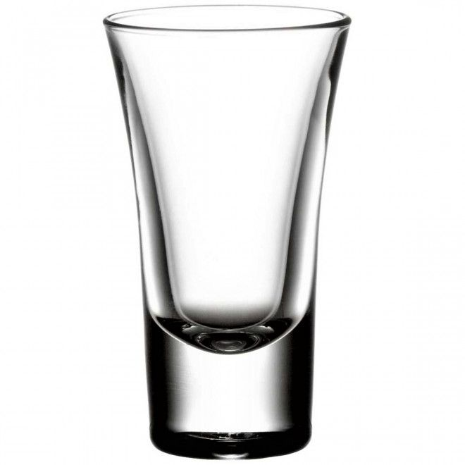 Dubai Hotel Supply - Double wall Shot Glass Bell Series