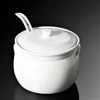 Dubai Hotel Supply - High Quality Ceramic Sugar Pot