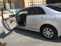 Very well maintained 2008 Toyota corrola for sell.
