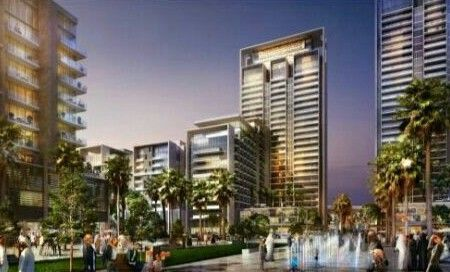 Book only 1% of the value of the property and own an apartment in Victoria Square * Mohammed Bin Rashid City