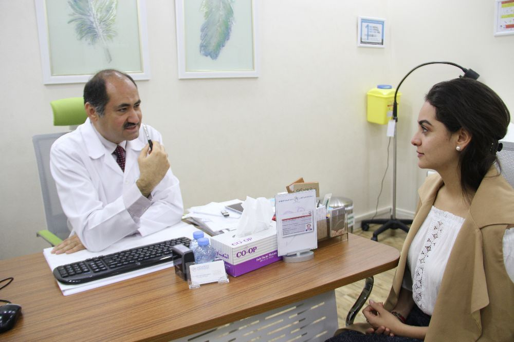 Al Qadi Medical Center Anti Aging Treatment Abu Dhabi