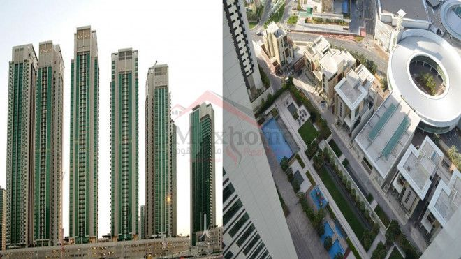 Amazing 1 Bedroom Apartment for Rent in Al Maha Tower Marina Square