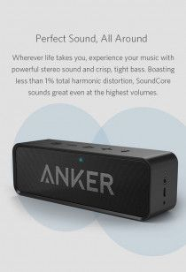 Anker Soundcore Bluetooth Speaker / 24HRS Playtime / Phone-Calls