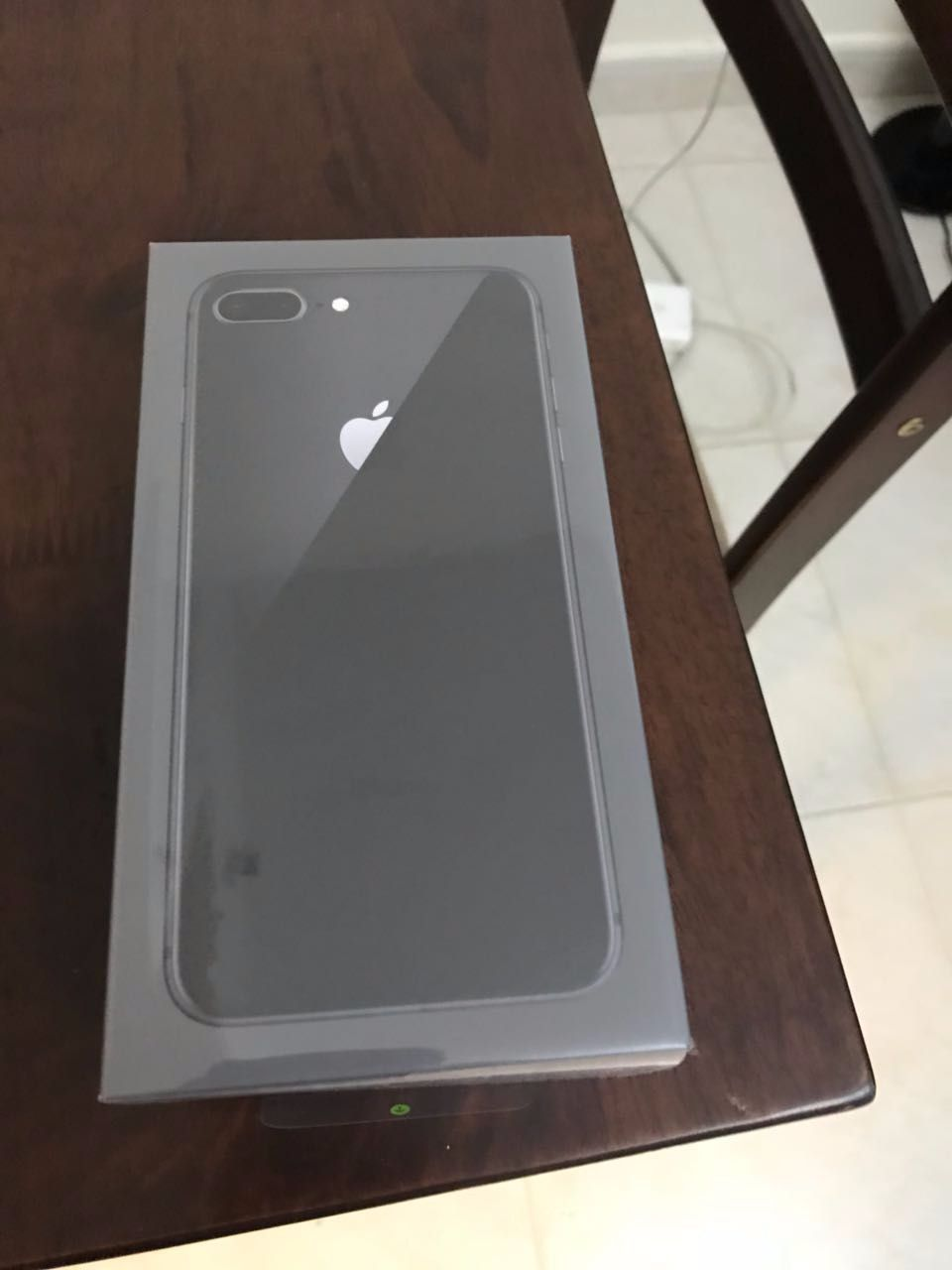 apple iphone 8 plus 256gb 4g lte space grey for sale in sharjah uae sharjah uae storat. Black Bedroom Furniture Sets. Home Design Ideas