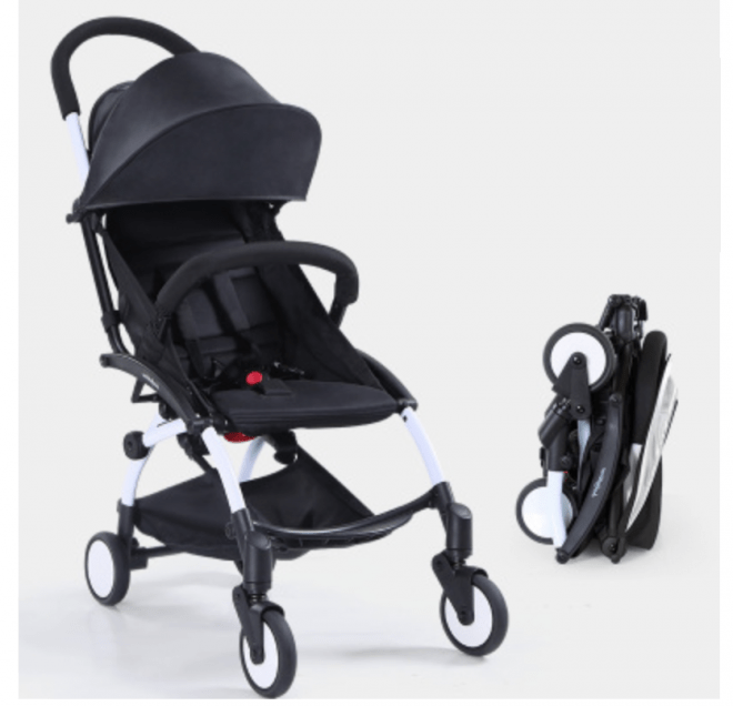 Baby Stroller For Sale In Abu Dhabi - (Babyzen / BabyThrone) Mini Stroller Pram
