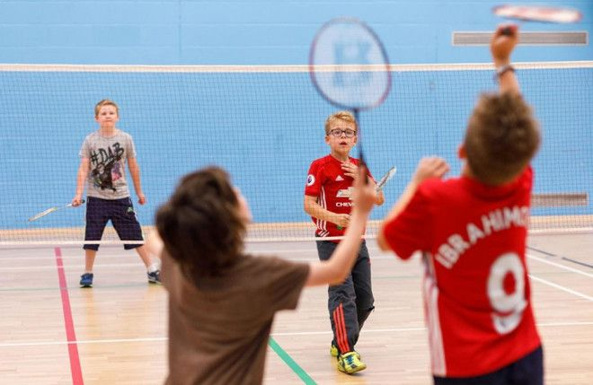 Badminton Classes for Kids in Sharjah at Al Durrah International School | Ramla Sports