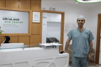 عرض خاص على عملية اللأترا ليزك + استشارة مجانية مع الدكتور علي فضل الله| مركز التراليزك للعيون في دبي