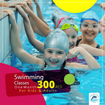 Special Offers on Swimming Classes for Kids and Adults in Al Qusias | Dolphin Sports Academy