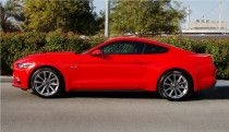 Brand New 2017 Ford Mustang Gt Premium Plus