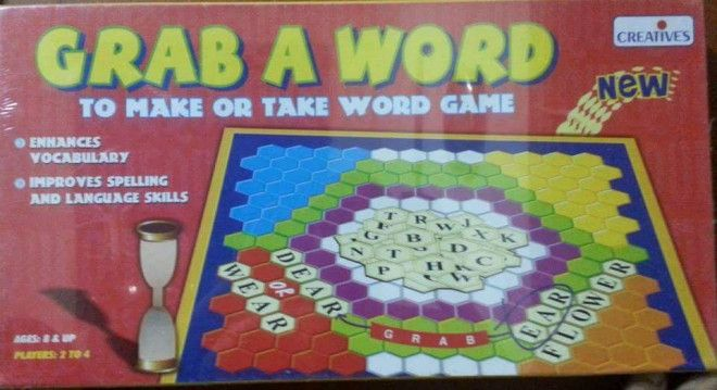 Grab A Word Game for sale in UAE Brand New Game for ages 8 & up