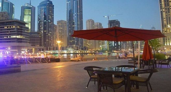 Business bay Ready restaurant with Full equipment restaurant for sale In Dubai