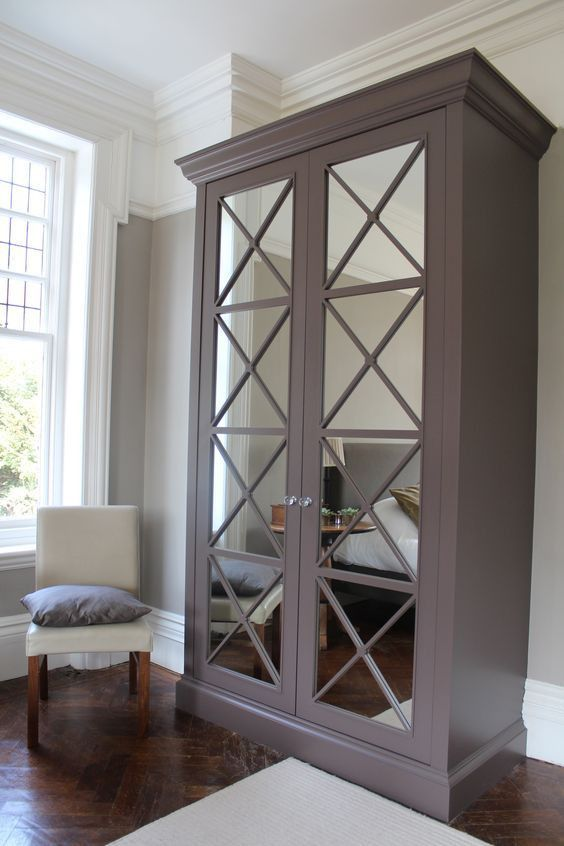 Buy Wooden Wardrobes- Bedroom Wardrobes at Best Prices- Pure Italian, Abu Dhabi