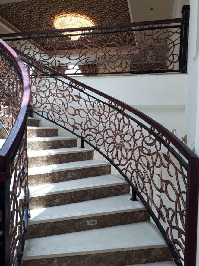 Cast Aluminum Door & Rail Custom Made | Pure Italian | Abu Dhabi