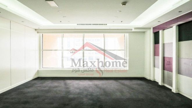 Complete facilities and amenities commercial offices. AED 55,000 per year