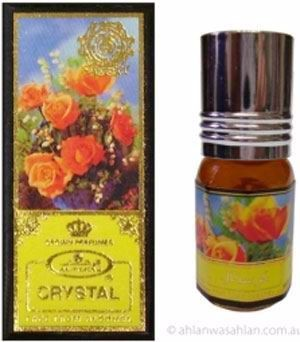 Oil Concentrated Perfume Wholesale In Ajman - Crystal 3ml
