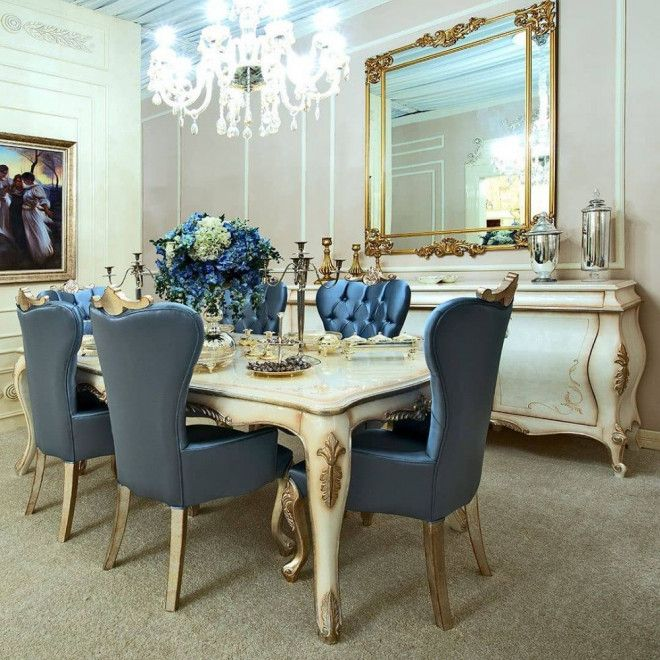 Custom- Made Dinning Table in Abu Dhabi- Prices at 40% off- Pure Italian