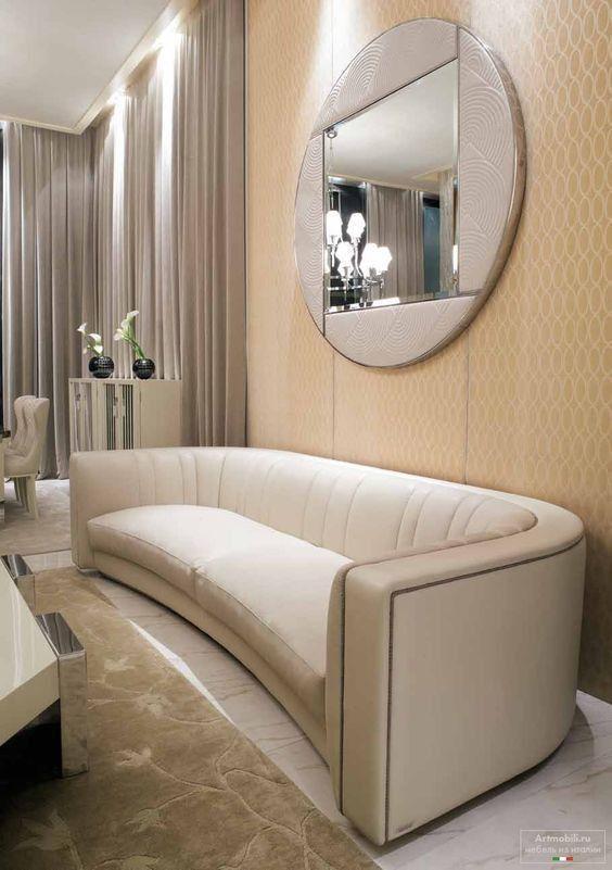 Custom Made Wooden Sofa Design - Pure Italian Carpentry Works