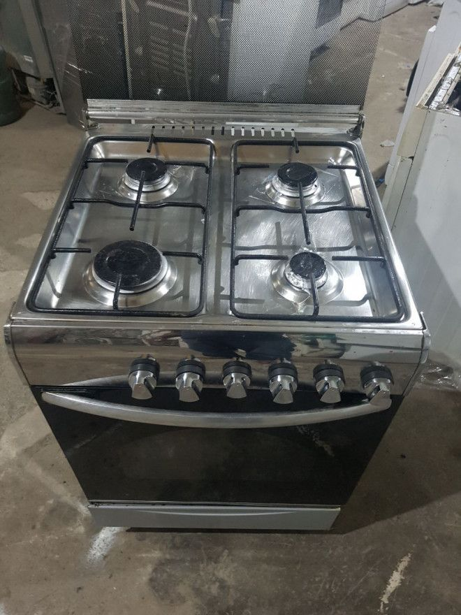 Daewoo , AC LED TV ,GAS COOKING RANGE 4 burner