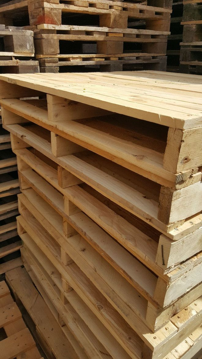 Dubai wooden pallets top closed -