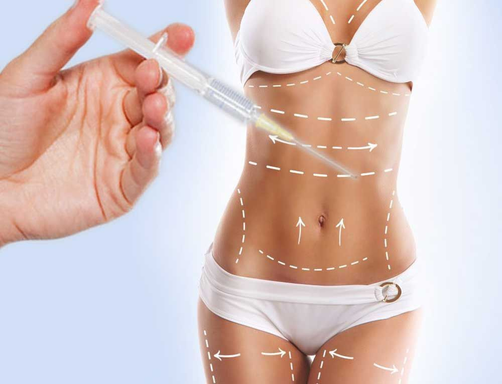Znalezione obrazy dla zapytania: injection lipolysis